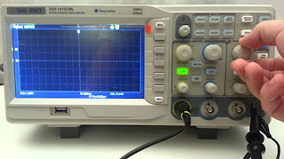 Darmatek Jual Siglent SDS-1072CML Dual Channel, Bandwidth 70MHz