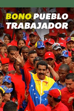 """Ya es un hecho! nuevo bono """"Pueblo Trabajador"""" por 25.000 bolívares"""