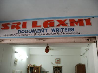 Document Writers in Narsingi Gandipet Ranaga Reddy
