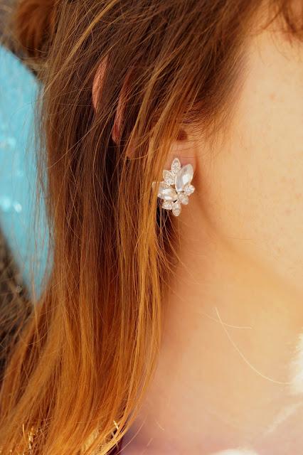 boucles d'oreilles blog mode bordeaux