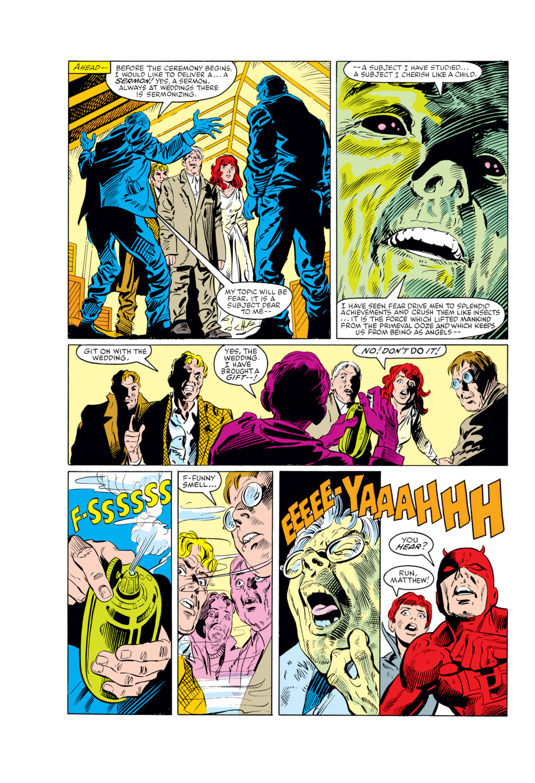 Daredevil (1964) 222 Page 16