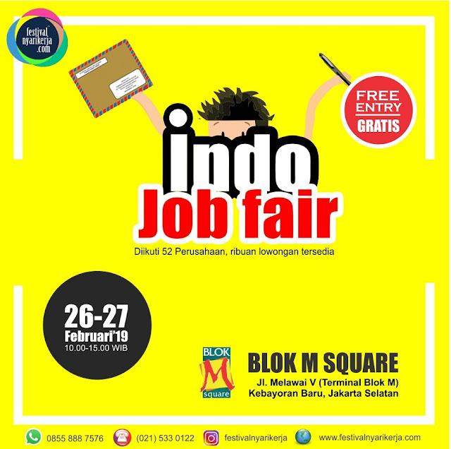 Job Fair Jakarta Selatan Terbaru