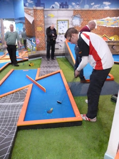 Krazy Golf at Quest Merry Hill