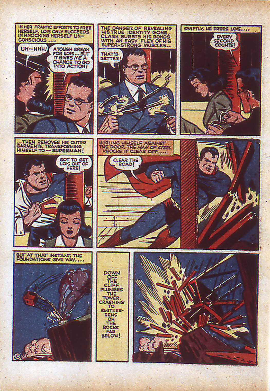 Read online Action Comics (1938) comic -  Issue #43 - 12