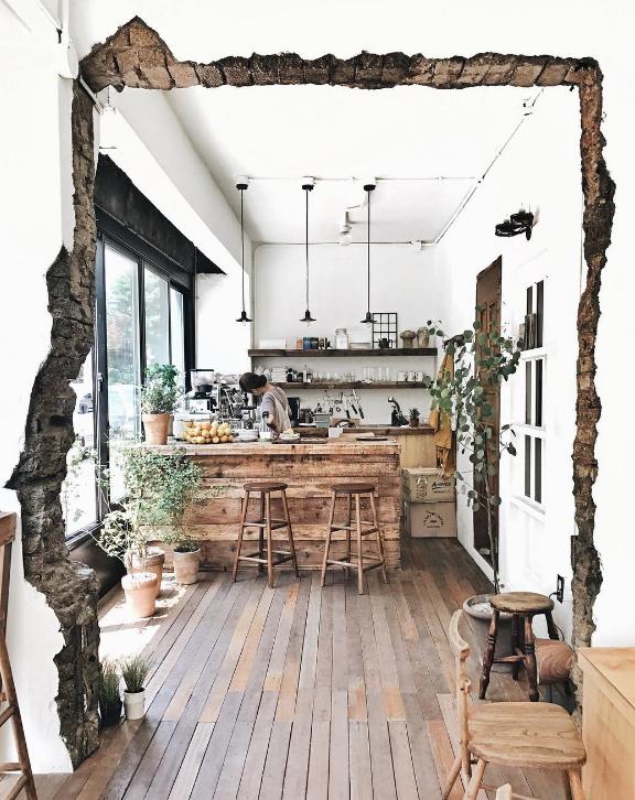 Двері в кухню