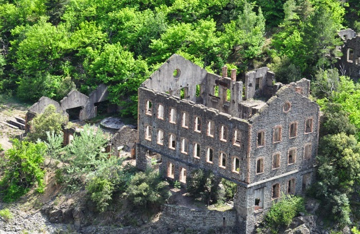 Mines du Chassezac