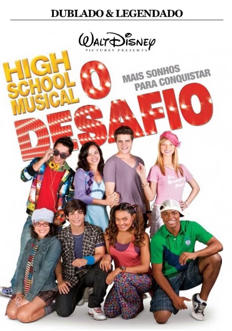 High School Musical: O Desafio – Nacional (2009)