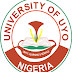 UNIUYO 2016/2017 Direct Entry Admission Application Form On Sale