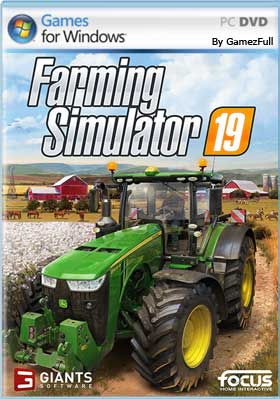 Farming Simulator 19 PC [Full] Español [MEGA]
