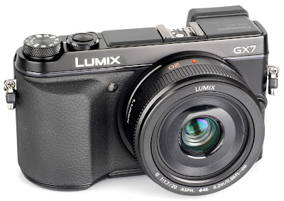 Panasonic Lumix DMC-GX7 Firmware Download