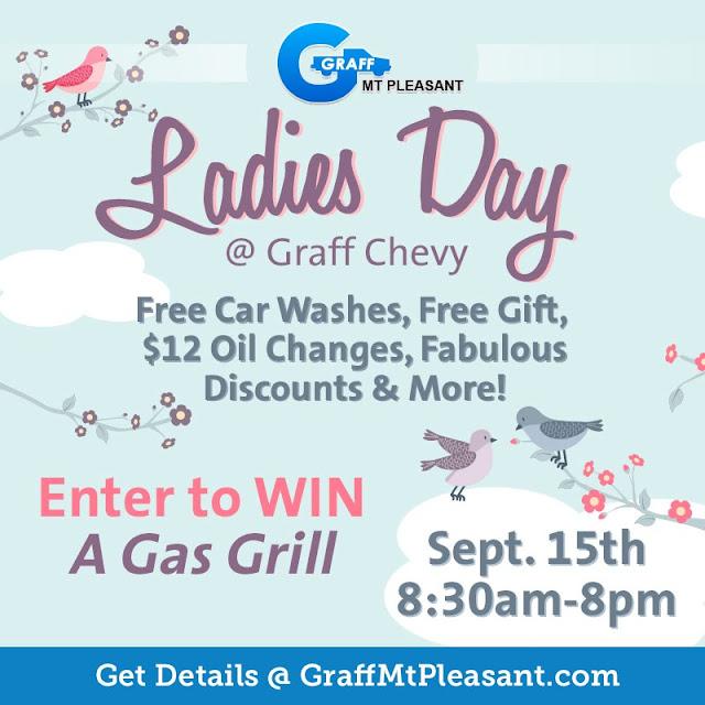 Ladies Day at Graff Mt. Pleasant