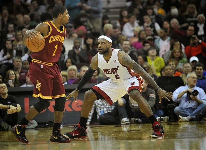 e2cdf69f96f9 Tru School Sports  Will Kyrie Irving Leave the Cavaliers When Given the  Chance