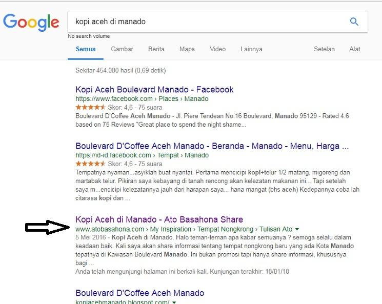 Jasa Promosi Barang Secara Online di Manado dan Di mana Saja
