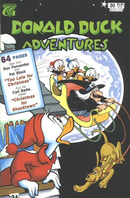 Walt Disney's Donald Duck Adventures #30