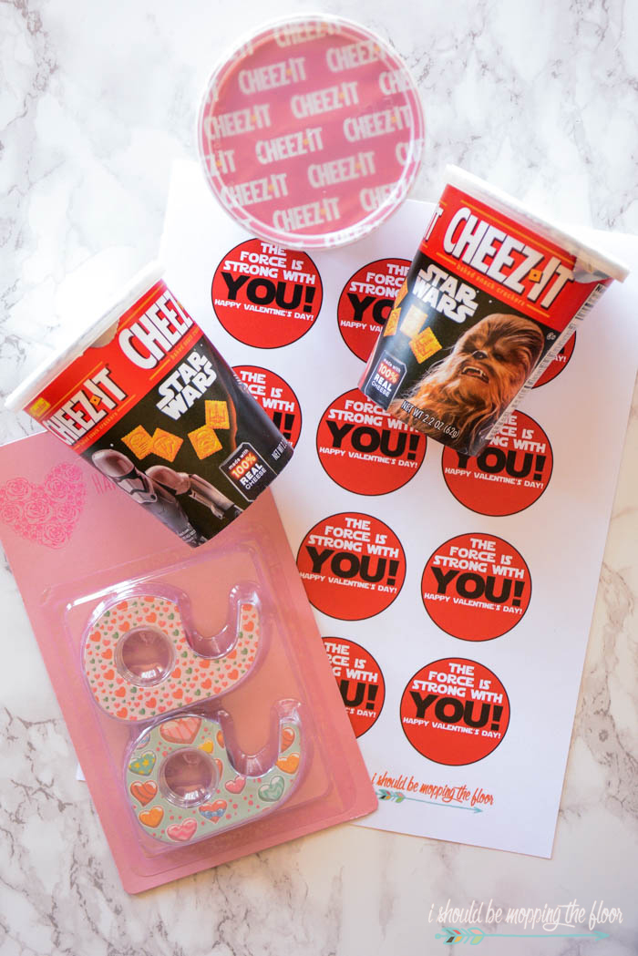 Free Printable Bubble Valentines - Budget Friendly
