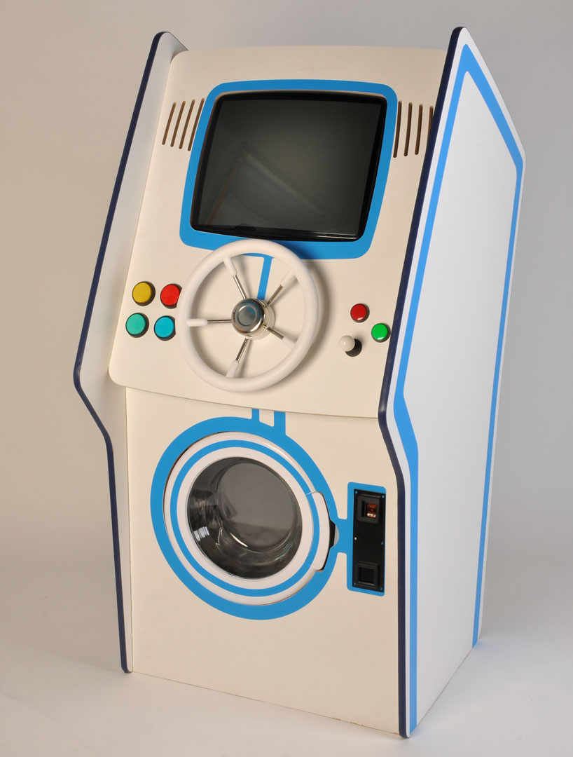 Amusement Washing Machine By Lee Wei Chen Damn Cool Pictures