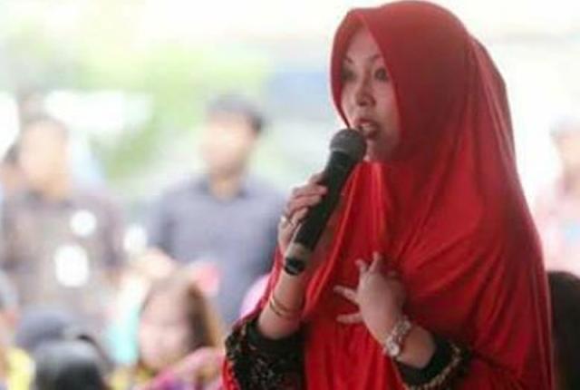 Masya Allah, penjara menempa Angelina Sondakh hapalkan 15 Juz Al Quran