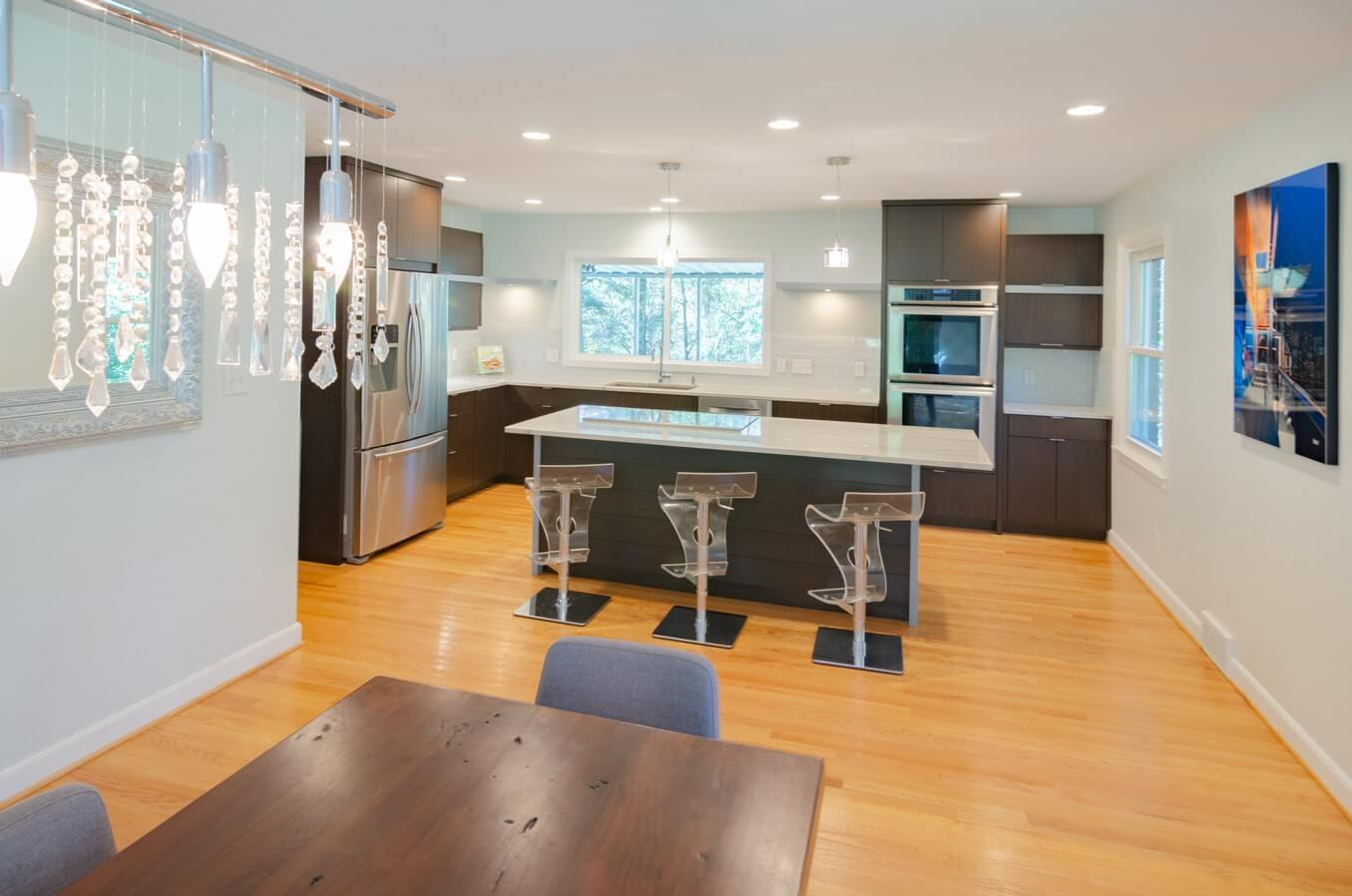 5 Creative Ideas for Kitchen Islands