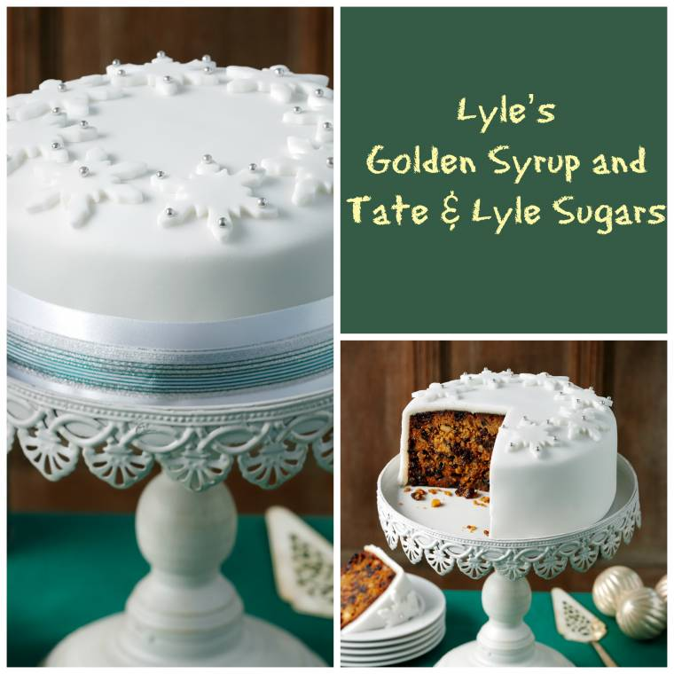 Lyle's Christmas Cake...