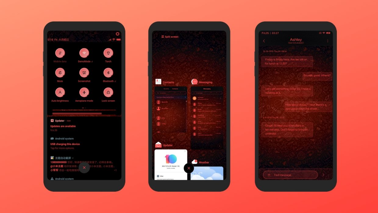 download kabir singh miui theme for Xiaomi Redmi device