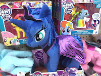MLP Hasbro Plush Singapore Store Find