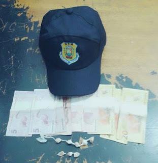 Guarda Civil Municipal apreende em flagrante menor traficando drogas no Bairro do Cruzeiro em Bragança Paulista