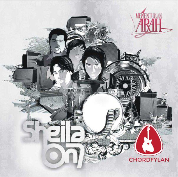Lirik dan Chord Mudah Saja - Sheila On 7