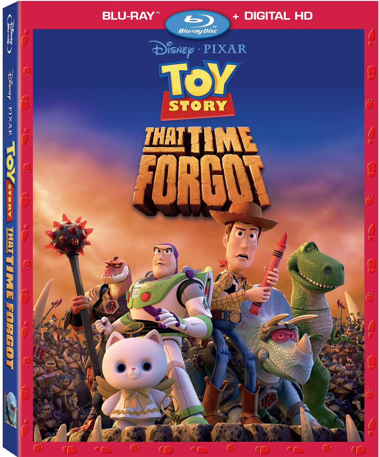 f33801fed23 Blu-Ray Review  Toy Story That Time Forgot