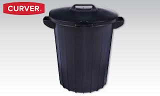 Pojemnik na odpady Curver z Biedronki