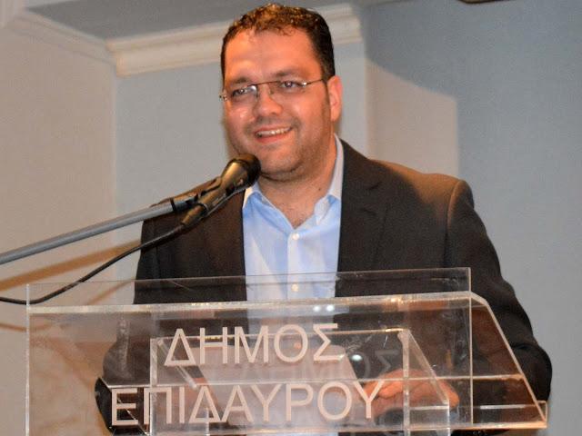 Δήμος Επιδαύρου: Ο Τάσος Χρόνης δήλωσε παρών και για τις εκλογές του 2019