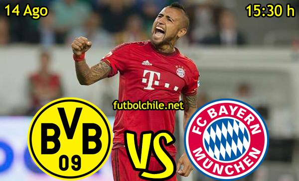 Ver stream hd youtube facebook movil android ios iphone table ipad windows mac linux resultado en vivo, online: Borussia Dortmund vs Bayern Munich
