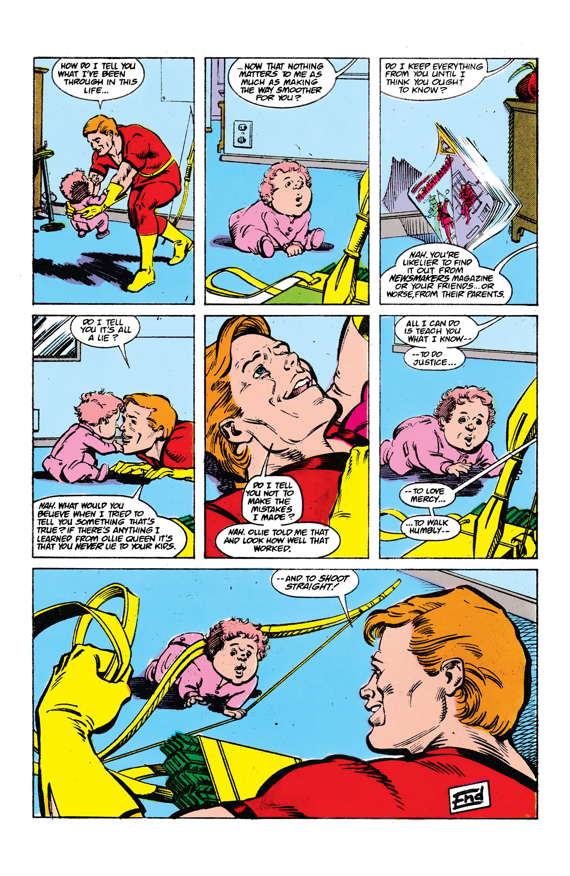 Read online Secret Origins (1986) comic -  Issue #38 - 37