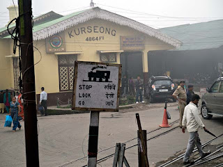 constable killed near railway station in Kurseong