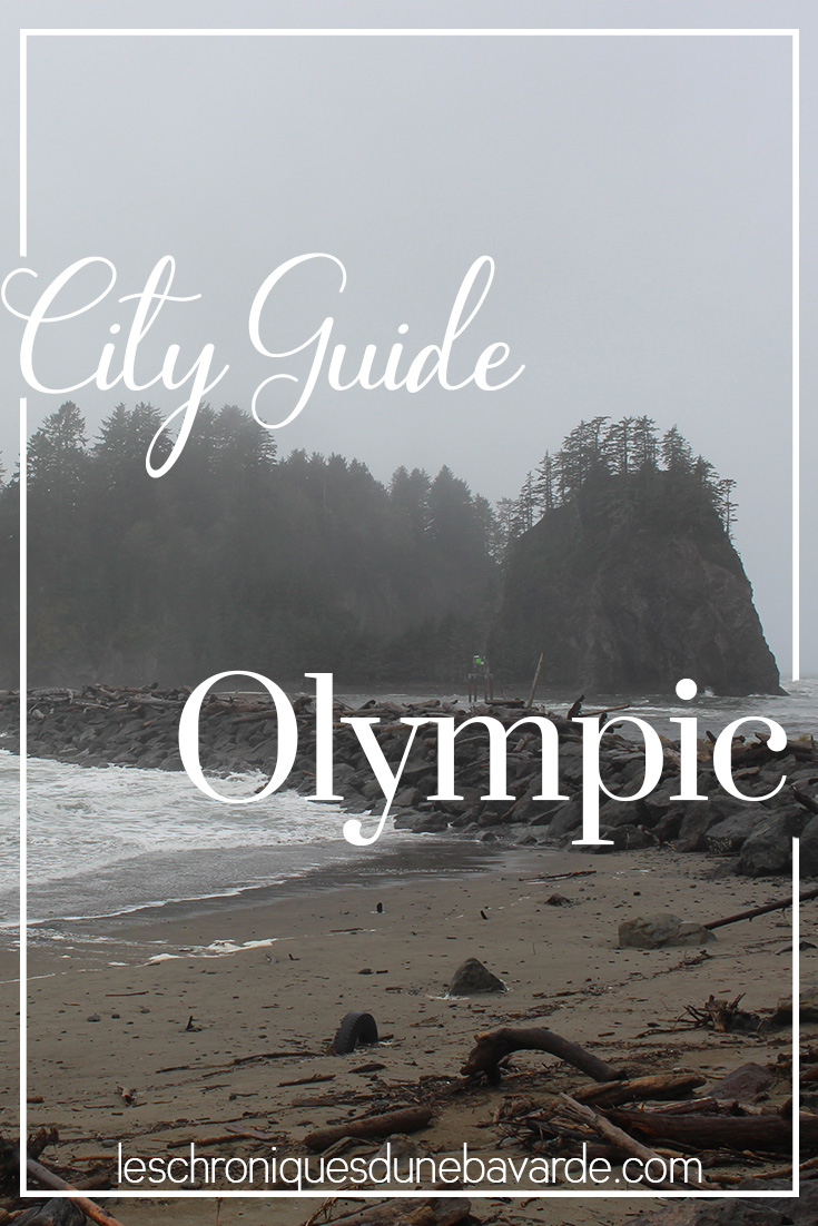 City guide voyage Olympic National Park USA