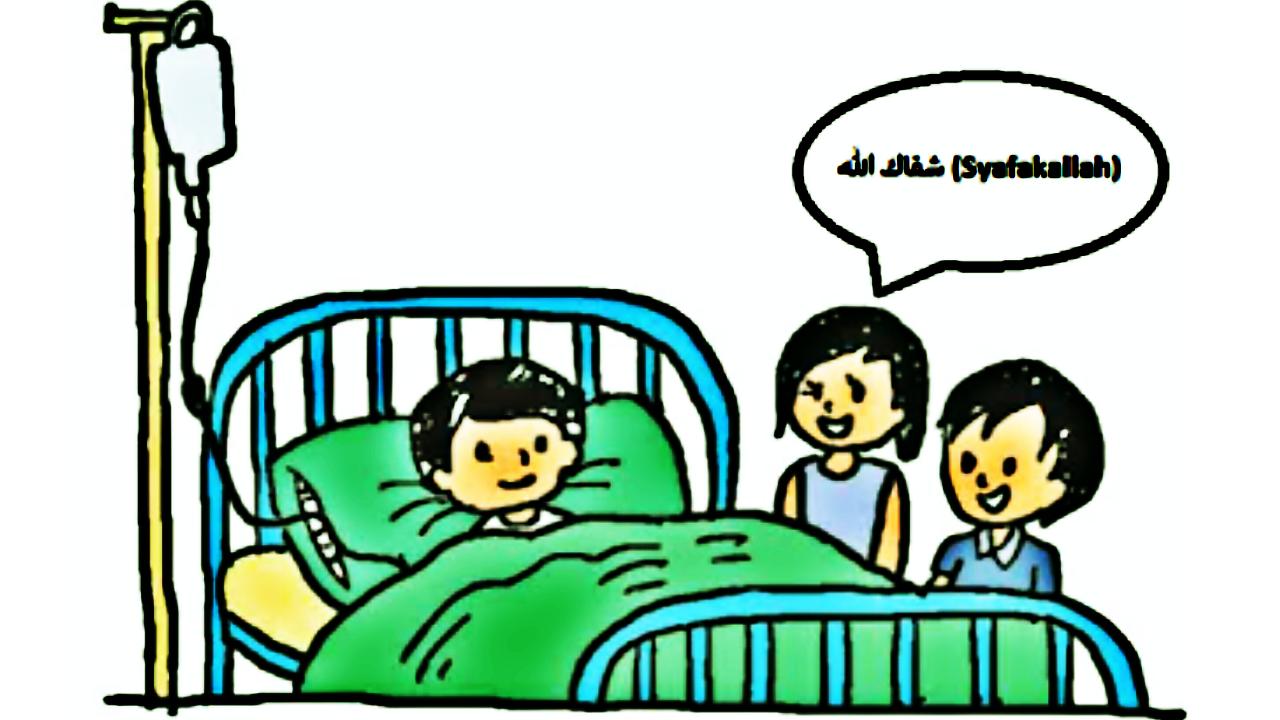 Ucapan Semoga Cepat Sembuh Dalam Bahasa Arab