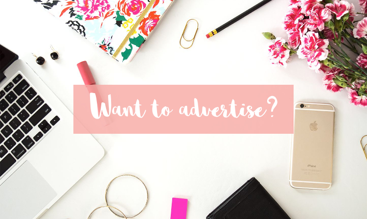 ADVERTISE ON GATHERING BEAUTY (AND 5 FREE AD SPOTS)