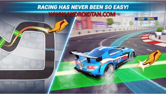 Ridge Racer Draw And Drift Mod Apk Data for Android