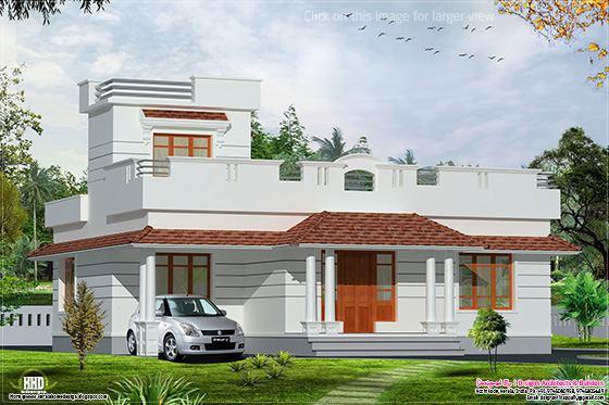Kerala style budget home