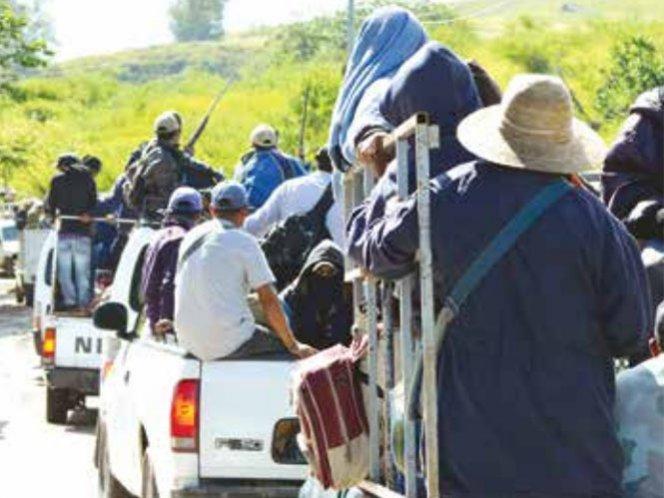 Civiles armados se instalan en las entradas de Chilapa