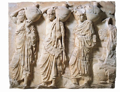 Νταϊάν Χάρις Κλάιν: Οι αρχαίοι Έλληνες αντιμετώπιζαν τη ζωή με χιούμορ και απόλαυση