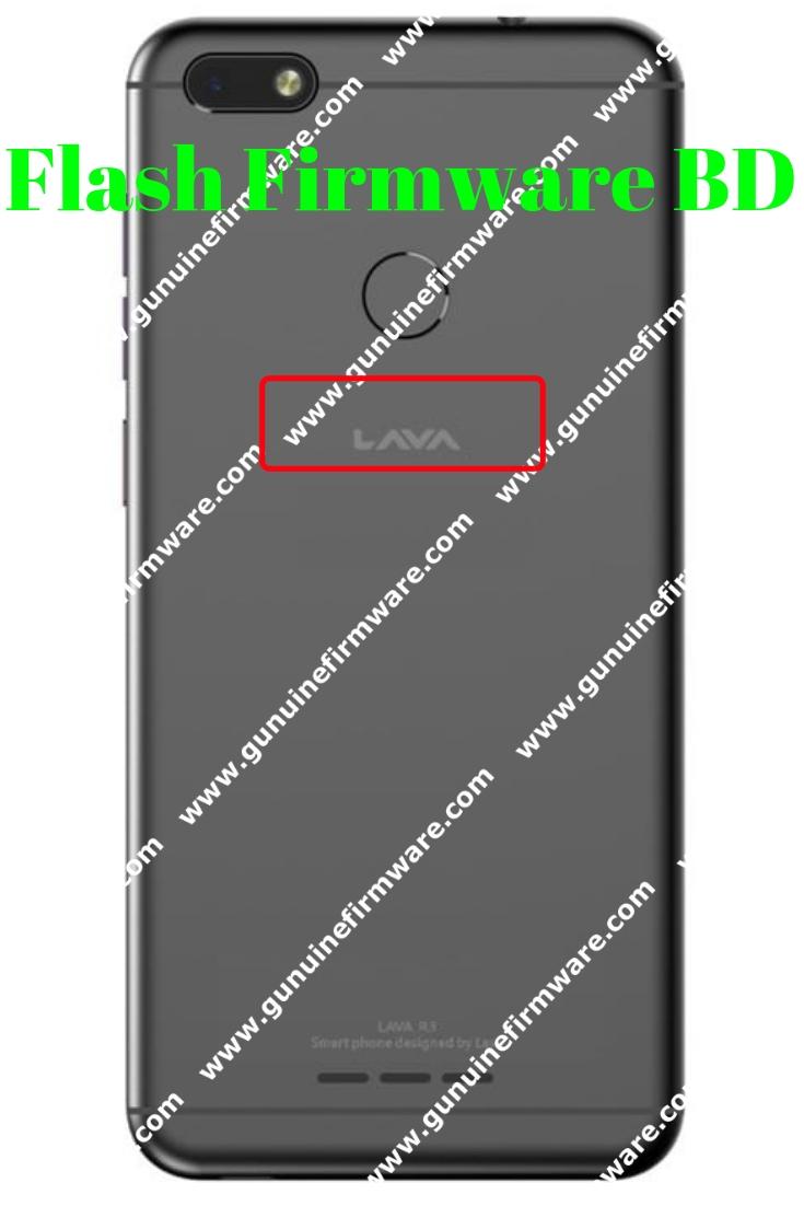 Flash Firmware BD: Lava R3 Note Flash File MT6765 8 1 Care