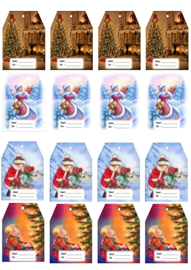 Bekend Kerstmenu's voor thuis met recepten en decoratie tips voor  @LM15
