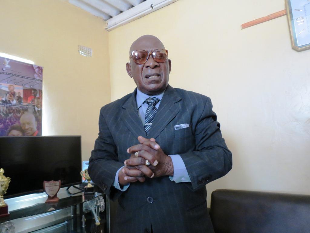 Apostle Dr. Abel K. Sande