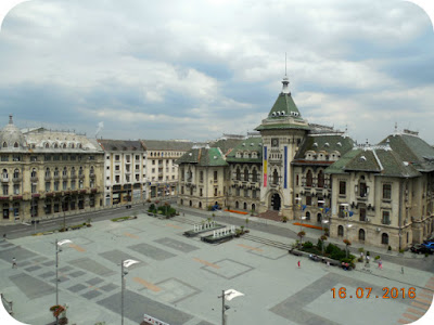 Craiova vazuta de sus si din tramvai
