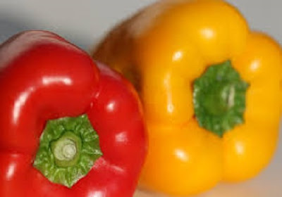 peppers help to improve poor eyes sight.