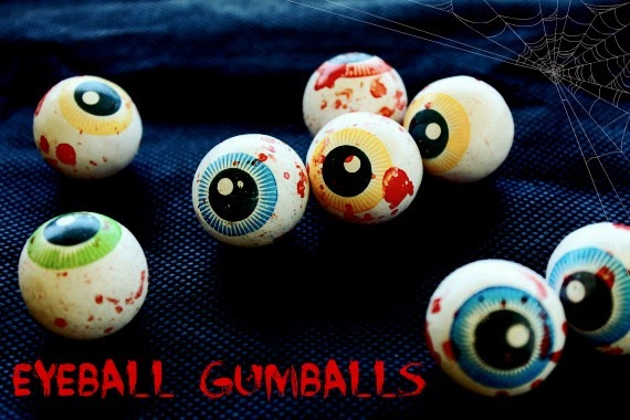 Halloween, party favour, faor, eyeballa, jar of eyeball, party food