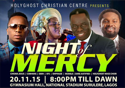 Special Event: Night of Mercy