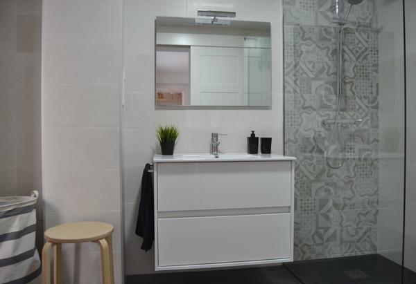 8 ba os de las 8 blogeras de diariodeco decoraci n for Placa duchas modernas