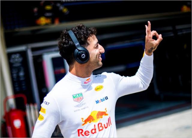Daniel Ricciardo best quotes