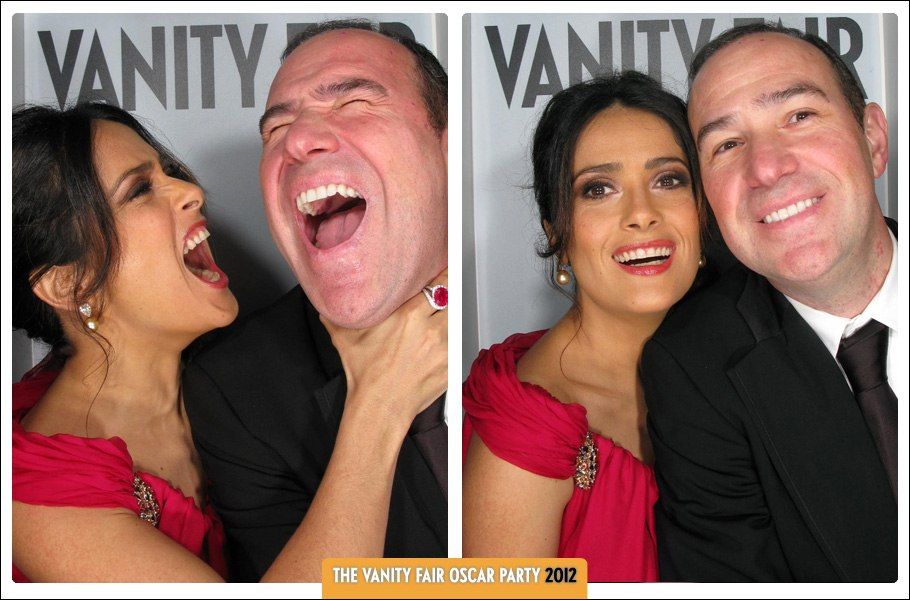 Photo Booth Rental Blog: Celebrity Photo Booth at Vanity